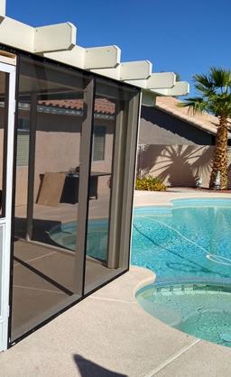 patio repair screen installation las vegas handyman